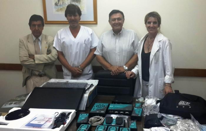 El hospital de Niños de La Plata incorporó equipamiento para neurofisiología
